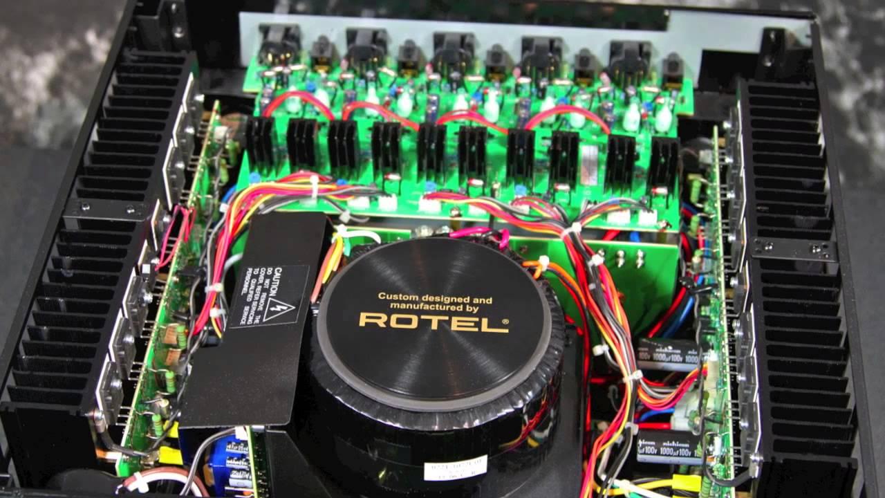 Stereo Design Rotel Rmb