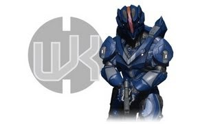 Halo 4 Wetwork Specialisation!