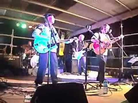 Come On Everybody - Cry Baby Jo Live at Fiji 2014 International Jazz n Blues Fest