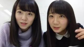 SR 2016年11月18日18時31分 西川怜 (AKB48)