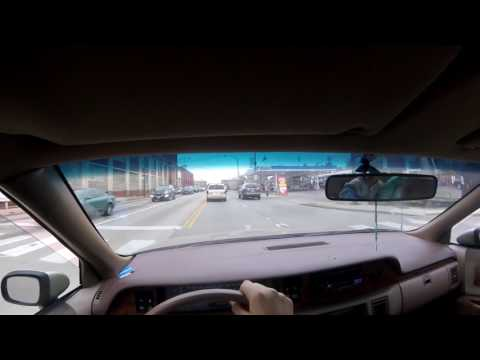 driving in Chicago