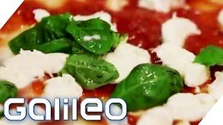 Beste Pizzeria der Welt | Galileo | ProSieben