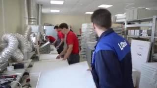 Светодиодные светильники: производство и тестирование(В этом видео Вы увидите, как производятся светодиодные светильники! Также их тестируют на прочность и это..., 2016-09-21T14:48:27.000Z)
