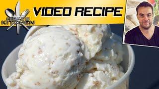 Maple Bacon Ice Cream - Video Recipe