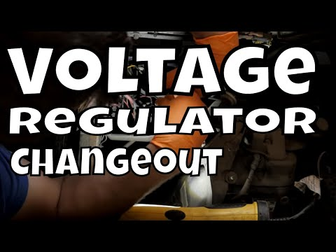 Ds Club Cart Voltage Regulator