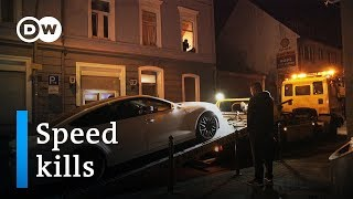 Illegal car races in Germany | DW Documentary