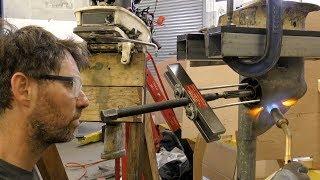 Johnson / Evinrude prop shaft removal