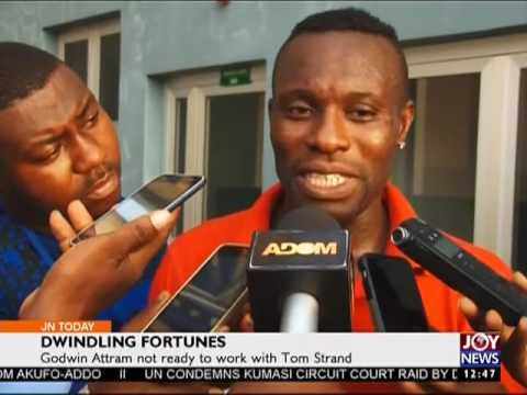 Dwindling Fortunes - Sports Today on Joy News (11-4-17)