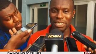 Dwindling Fortunes - Sports Today on Joy News (11-4-17)