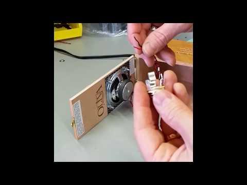 How to Build C. B. Gitty's Cigar Box Amplifier Kit