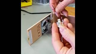"How To Build C. B. Gitty's Cigar Box Amplifier Kit ""oliva G"" - Product 52-003-02"