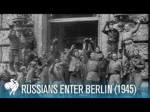 Russians Enter Berlin (1945)