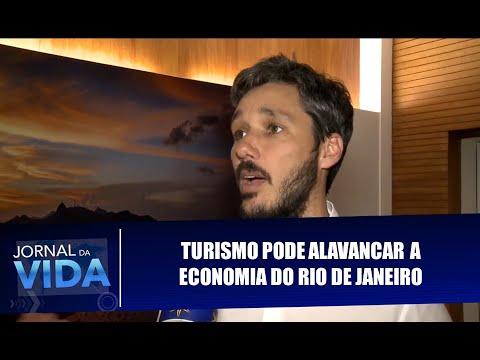 Turismo pode alavancar a economia do Rio de Janeiro - Jornal da Vida - 11/10/19