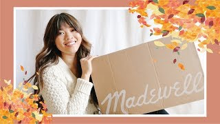 HUGE MADEWELL TRY ON HAUL - fall clothes!