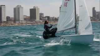 Израильская олимпийская надежда - Парусный спорт