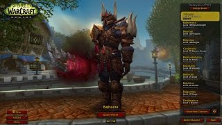 Bajheera - Full 880 iLvl Arms Warrior WSG Wreckage - WoW 7.1 Arms Warrior PvP