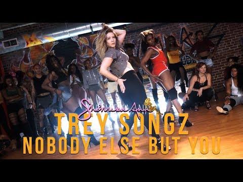 Trey Songz - Nobody Else But Youx She'Meka Ann Choreography