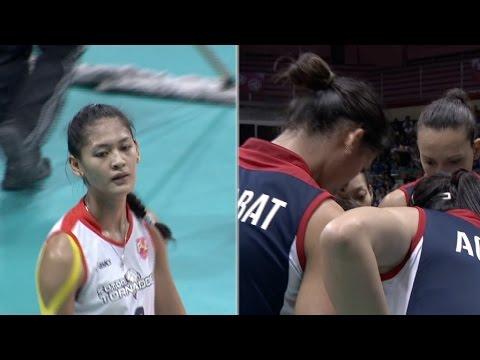 Sibling Rivals: Dindin Manabat & Jaja Santiago