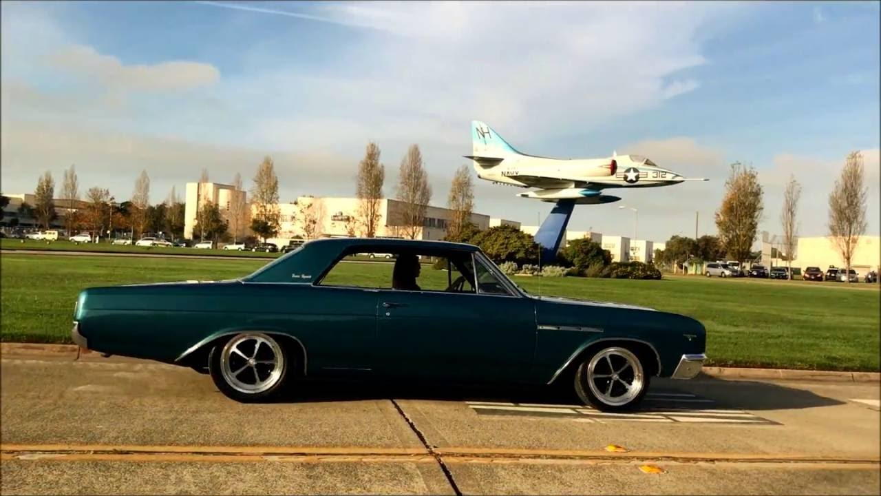 1965 buick skylark gran sport 401 nailhead youtube