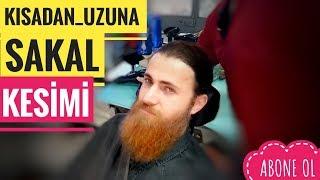 KISADAN UZUNA SAKAL KESİMİ / SAKAL MODELLERİ