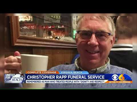 Powhatan man killed in Virginia Beach shooting laid to rest