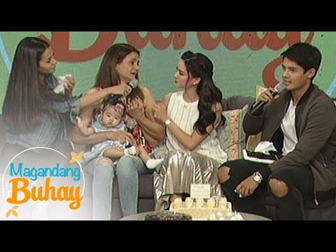 Magandang Buhay: Daniel's family's message for Erich