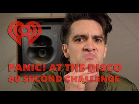 Brendon Urie (Panic! at the Disco) -