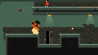 Prison Run and Gun - Adrian Kumorowski Level 1-2