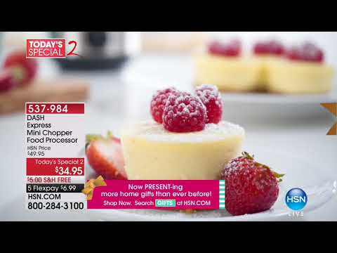 HSN | Kitchen Gifts & Gadgets 12.12.2017 - 11 PM