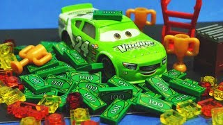 Disney Cars 3 : Brick Yardley