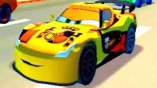 Cars 2 | World Grand Prix | Episode 6 | Happy Kids Games and Tv | 1080p