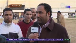 دوري dmc - فؤاد سمير عضو مجلس ادارة نبروه يكشف ملابسات اصابة لاعب فريقه