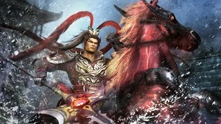 Quick level max Dynasty Warriors 8 XL pc using Cheat Engine