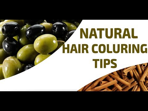 DIY – Natural & Easy Hair Color Recipe