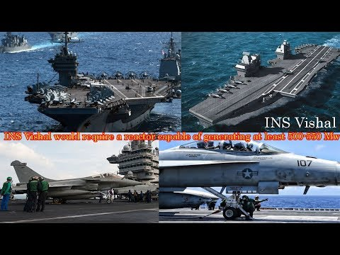 Indian Navy won't get a nuclear powered aircraft carrier anytime soon