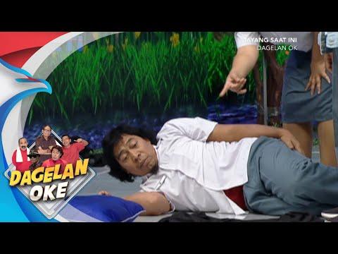 DAGELAN OKE - Gak Tahan Kelakuan Komeng [15 September 2018]