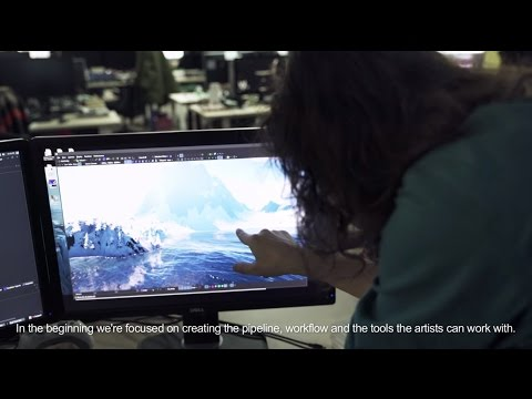 Technical Art At Ubisoft