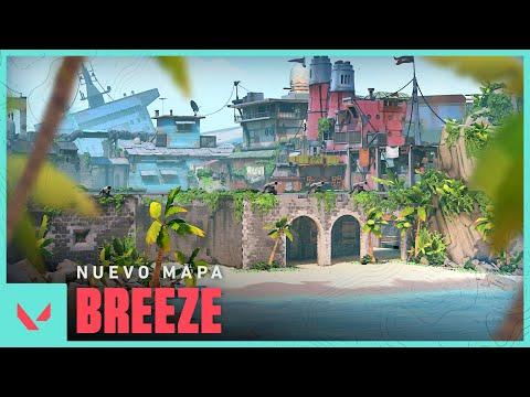"Riot Games: nuevo mapa VALORANT ""Breeze"""