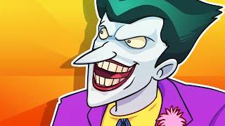 YO MAMA SO UGLY! The Joker