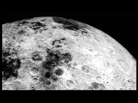 CITY MEGA Structures Clearly Visible In Orbit Of The MOON..  NASA Image 1080p FULLHD