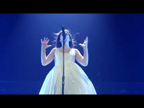 Lorde - Hard Feelings - Houston - Melodrama World Tour