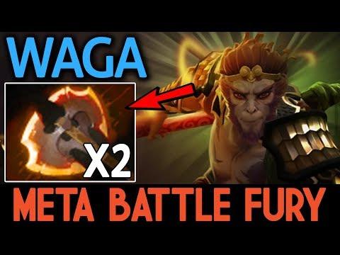 Wagamama Dota 2 [Monkey King] New Meta 2x Battle Fury