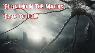 1 Story of Shadowy Origins & 1 Glitch In The Matrix Story - True Scary Stories