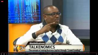 CFI Kenya   John a K24 TV