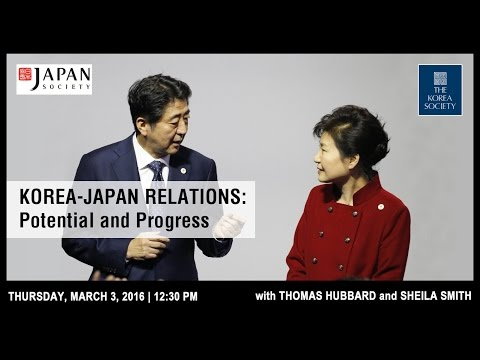 Korea-Japan Relations: Potential and Progress