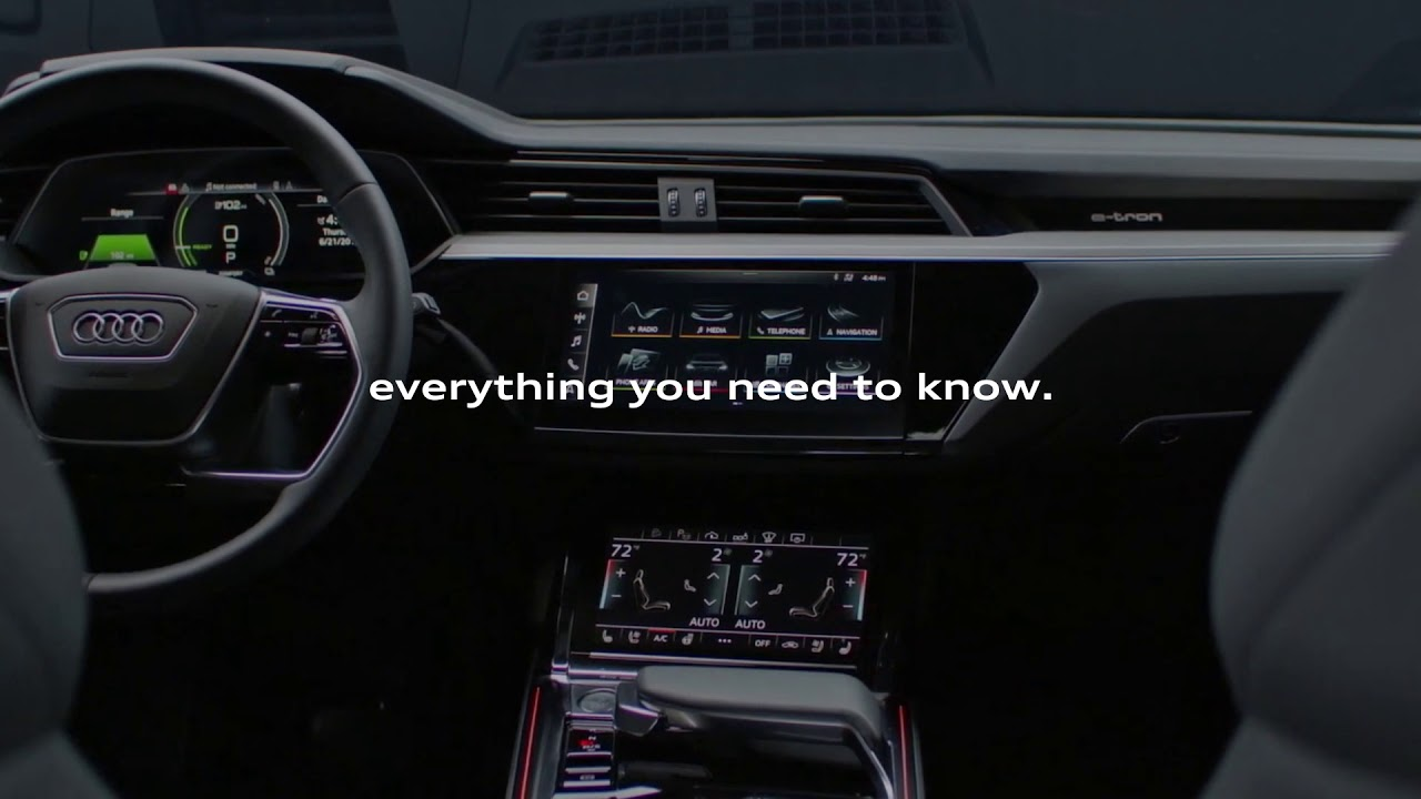 Audi South Africa explanatory videos