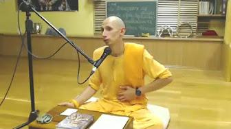Бхагавад Гита 4.20 - Абхай Чайтанья прабху