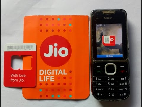 1 JIO sim can support all mobiles?? I JIO sim can support Nokia 3G or 2G phones  I  Watch full video