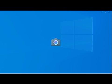 Бесплатное приложение Камера в Windows 10