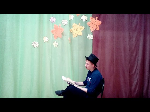 Изображение предпросмотра прочтения – АлександрСушенцев читает отрывок изпроизведения «Ася» И.С.Тургенева